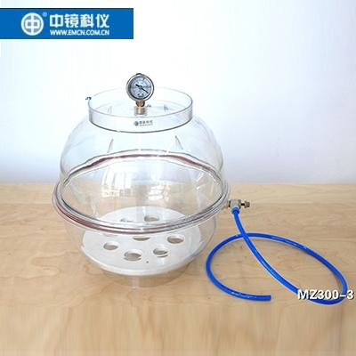 中镜科仪  镜科仪真空干燥器 抗损性较强 真空浸渍 真空检漏